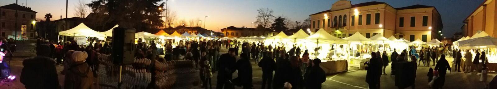 RT Group illumina i mercatini di Vedelago