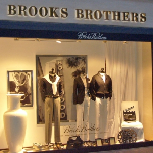 Retail, Brooks Brothers