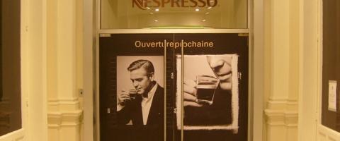 Retail, Nespresso, Tolosa